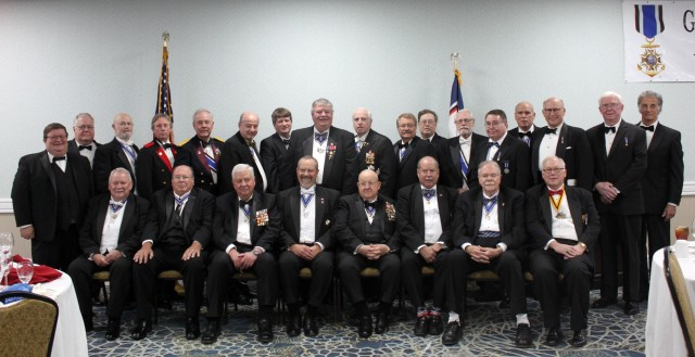 1812 Annual Meeting, Jacksonville, Florida, Gentlemen of the Society, November 1-4, 2018