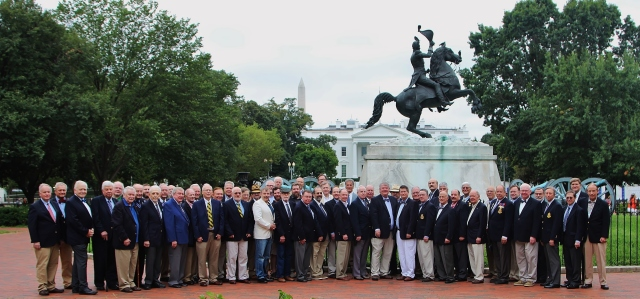 1812 Annual Meeting, Washington, D.C., Gentlemen of the Society, August 2019